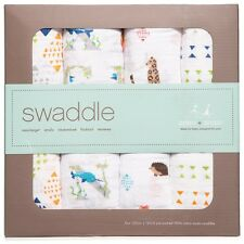 New Aden & Anais 4 Swaddle Aden and Anais Blankets Paper Tales
