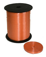 Orange  5mm Curling Ribbon  Chose From 10m-100m for Balloons & Gift Wrap