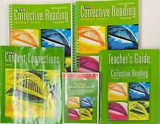 SRA Corrective Reading Skill Applications Decoding C Teacher Presentation +More
