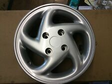 genuine new peugeot 306 alloy wheel 9606GP 6.0jx14 ch4.22 VAS146 buzzard