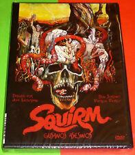 SQUIRM GUSANOS ASESINOS Jeff Lieberman - English Español DVD R2 Precintada