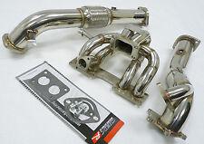 OBX Turbo Manifold For 1989 to 1990 Nissan 240SX (KA24E) SOHC