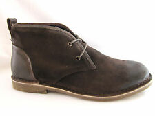 Marc New York By Andrew Marc Stanton Mens Sz 10 M Brown Suede Casual ChukkaBoots