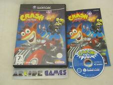 CRASH TAG TEAM RACING GAMECUBE (complet, vendeur pro)