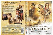 ALLA RICERCA DELL'ISOLA DI NIM (2008) dvd ex noleggio