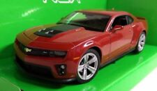 Chevrolet Camaro ZL1 - Red 1/24 Welly Nex Model Car