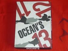 COFFRET OCEAN'S : 11 ; 12 ; 13 (DVD-HD)