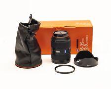 Sony 16-35mm F2.8 ZA SSMII Zoom Lens