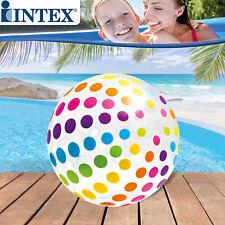 Intex Riesen Wasserball Strandball Pool Jumbo Pool Ball 107cm Beachball 59065