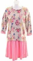 JOULES Girls Dress 11-12 Years Multicoloured Cotton  KU09
