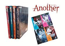Another - Manga Reihe komplett