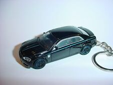 HOT 3D JET BLACK 2012 CHRYSLER 300 MOPAR 12 CUSTOM KEYCHAIN KEY backpack HEMI
