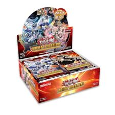 More details for yu gi oh! ancient guardians booster box of 24 packs (sealed) brand new