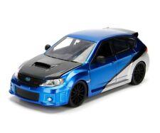 Brian's Subaru Impreza STi Furious 7 1:24 (Jada Toys 99514)