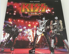 Kiss: Inferno 2 lp Picture disc Rare