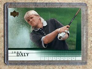 2001 UD Upper Deck Golf Rookie RC #27 JOHN DALY