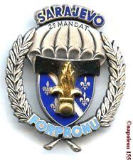 OPEX. SARAJEVO, FORPRONU, 2 eme Mandat. Fab. Drago