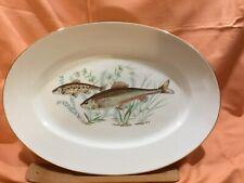 Richard Ginori Piatti servizio servito pesce portata ceramica No Zuppiera