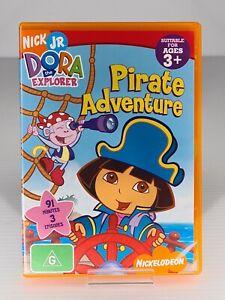 Dora The Explorer - Pirate Adventure DVD