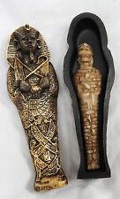 Egyptian Figure of a Mummy in a Sarcophagus - Tutankhamun - BNIB (A)