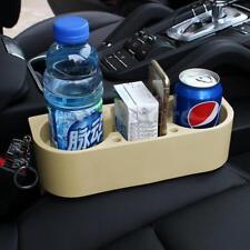 2 Cup Holder Drink Valet Beverage Seat Seam Wedge Car Auto Truck Mount Universal