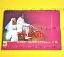 Nederland - Pays-Bas - 2002 bu.(Huwelijksset)