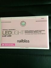 Nailbliss Professional UV LED Gel Dryer (Pink)