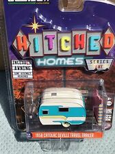 Greenlight  Hitched Homes  Catolac Deville travel Trailer Camper.   w/ awning