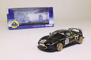 Corgi CC56603; Lotus Evora; 2012 British GT, Attard, Mackinnon; Excellent Boxed