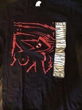VTG 85 Power Station Duran Tour Shirt Sz XS/S New Wave Punk Rock Smiths Furs U2