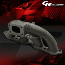 FOR 85-89 TOYOTA MR2/-91 AE86 4A-GE T25 CAST IRON RACING TURBO CHARGER MANIFOLD