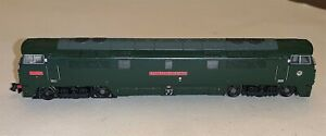 """Dapol (2D-003-002) Class 52 D1038 """"Western Sovereign"""" in BR Green DCC Fitted"""