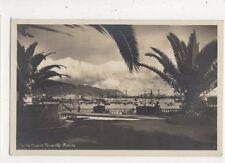 Santa Cruz De Tenerife Puerto Spain Vintage RP Postcard 894a