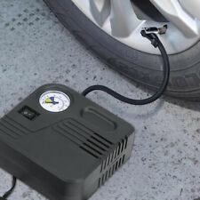 Tire Inflator Car Air Pump Compressor Electric Portable Auto 12V 150 PSI Adapter