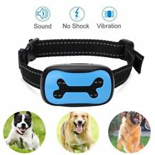 2018 No Shock Dog Anti Barking Collar Pet Training Waterproof Sound Vibration
