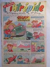 L'INTREPIDE 354  ANNEE 1956