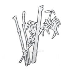 Bamboo Metal Cutting Dies DIY Stencil Scrapbooking Album Paper Card Craft Decor