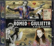 Romeo + Juliet Ost - Cardigans/Gavin Friday/Radiohead Cd Perfetto