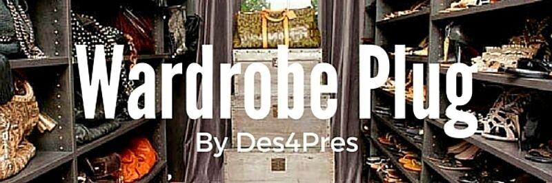 Wardrobe Plug by Des4Pres