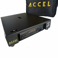Accel XTA10 Pro Compact Pedal Board (Black) with case