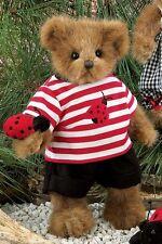 "Bearington Bear "" Landin Luckybug"" Ladybug"