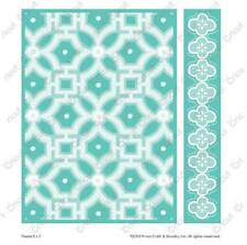 Cuttlebug 5x7 3D Embossing folder & Border - Fiesta - 2002203