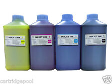 4 Quart Pigment ink for Epson 127 T127 refillable cartridge Stylus NX625 WF 60