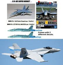 JWings 4 #2 F/A-18E SUPER HORNET VFA-143 1/144 Kampfflugzeug modell JW4_2