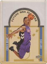 2003/4 Upper Deck Future NBA All-Star Chris Bosh RC Georgia Tech Miami Heat