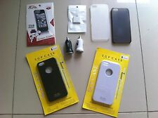 UTIMATE ACCESSORIES BUNDLE for IPHONE5 WITH SGP Pastel Series hard Case