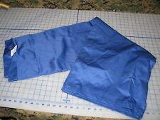 US korea 1951 military trousers convalescent blue medical LARGE suit orthopedic