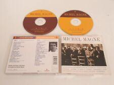 MICHEL MAGNE/25 ANS DE MUSIQUE DE FILM/SOUNDTRACKS(ODEON 8597912) 2XCD ALBUM