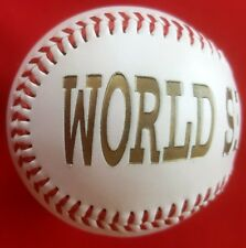 "New York Yankees 1996 WORLD SERIES CHAMPIONS Commemorative ""Debossed"" Baseball"