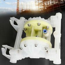 Druckluftmembranpumpe Doppelmembranpumpe Luft angetrieben Luftbetrieben